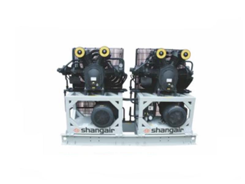 Three-stage medium pressure air compressor 09SH