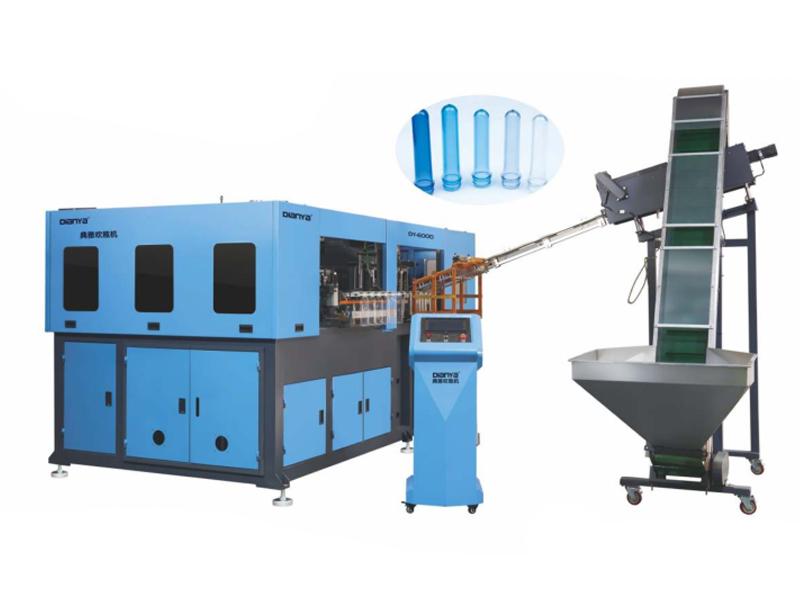 6 Cavity 2L High Speed Full Automatic Servo Blow Molding Machine