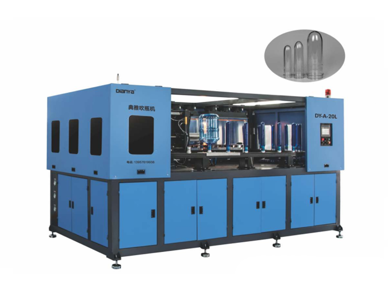 1 Cavity 20L Full Automatic Blow Molding Machine