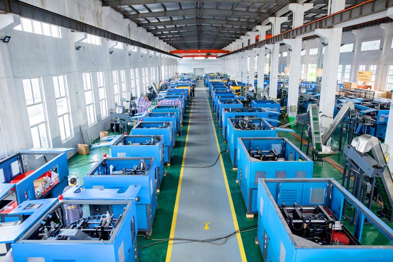 Working principle and characteristics of PET one-step blow molding machine