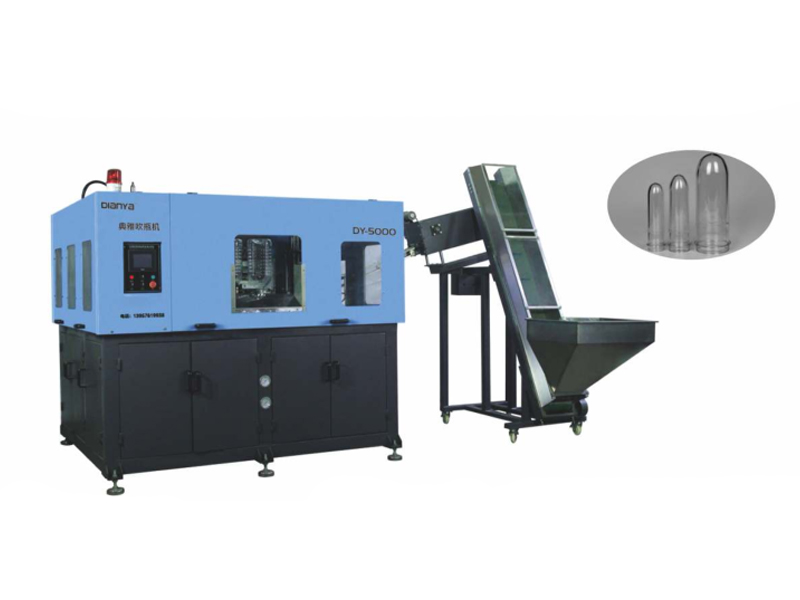 1 Cavity 6L Full Automatic Blow Molding Machine