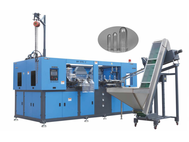 2 Cavity 10L Full Automatic Blow Molding Machine