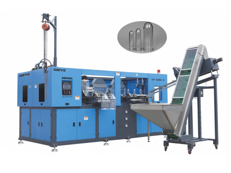 2 Cavity 20L Full Automatic Blow Molding Machine