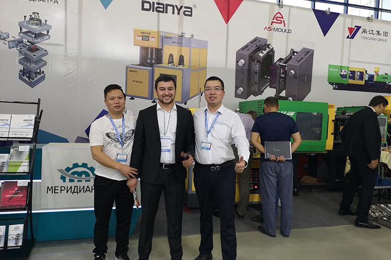 Uzbek customer